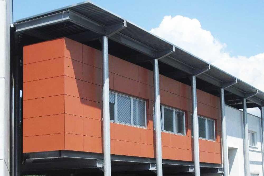 Rivestimenti esterni fapas s p a materiali per edilizia for Materiali per rivestimenti esterni