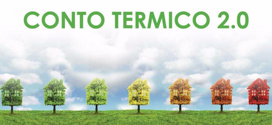 CONTO TERMICO 2.0