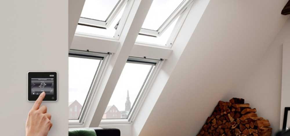 Velux serie integra fapas s p a materiali per edilizia for Prodotti velux