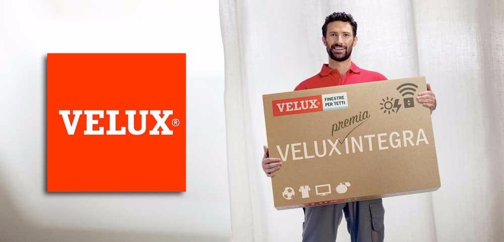 Velux Integra premia