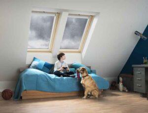 Finestra Tripla Protezione VELUX, una finestra per tutte le stagioni